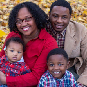 Malcolm-Maisha-Griswold-Family